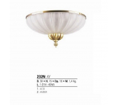 Riperlamp 232N 01.AM-AQ-AY-BG-BJ-BQ-CJ AMBER