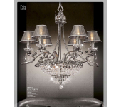 Riperlamp 368A 09.AM-AQ-AY-BG-BJ-BQ-CJ NO CRYSTAL - NO SHADE