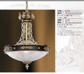 Riperlamp 378F 08.AA-AB-AE-AH-AM-AQ-AY-BG-BJ-BQ-CJ ASFOUR/ACID WITH CARVING