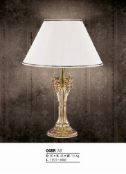Riperlamp 048R 01.AA-AB-AE-AH-AM-AQ-AY-BG-BJ-BQ-CJ WHITE SHADE