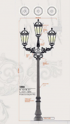 Riperlamp 598A 03 Outdoor
